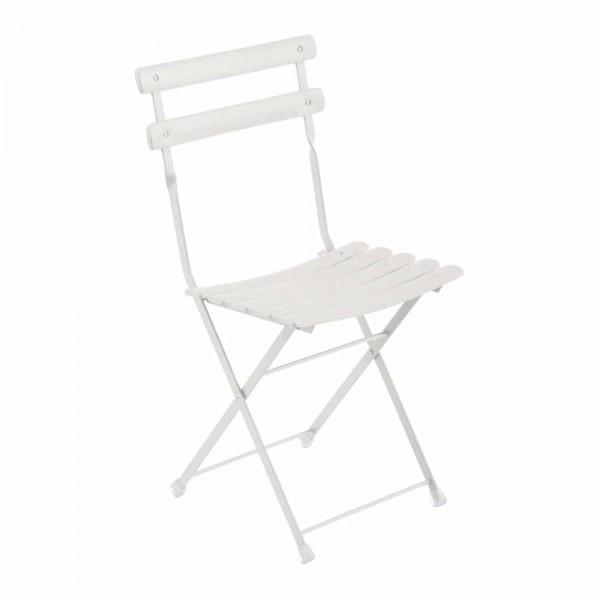 """Klappbarer Gartenstuhl """"Arc en Cie"""" von EMU - in Weiß"""