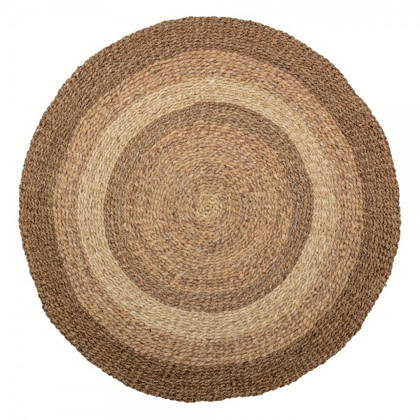 """Teppich """"Malic"""" von Bloomingville aus Seegras"""