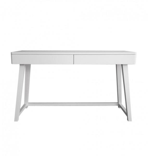 """GERVASONI Schreibtisch """"Gray 50"""" in Weiß"""