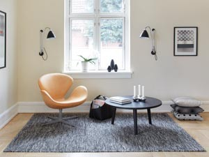 Unsere Ausgewählten Schwarz Weißen Teppiche Sind Einfach Immer Modern. Ein  Schwarz Weißer Teppich Passt Zu Jedem Einrichtungsstil: Unsere  Baumwollteppiche, ...