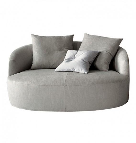 "Sofa ""Francesca"" von Casamilano in Grau"