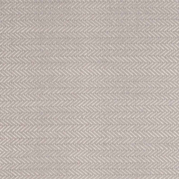 "Dash & Albert Fischgrät-Teppich ""Herringbone"" in grau-braun"