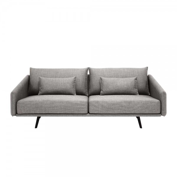 "STUA Sofa ""Costrura"" in Grau"