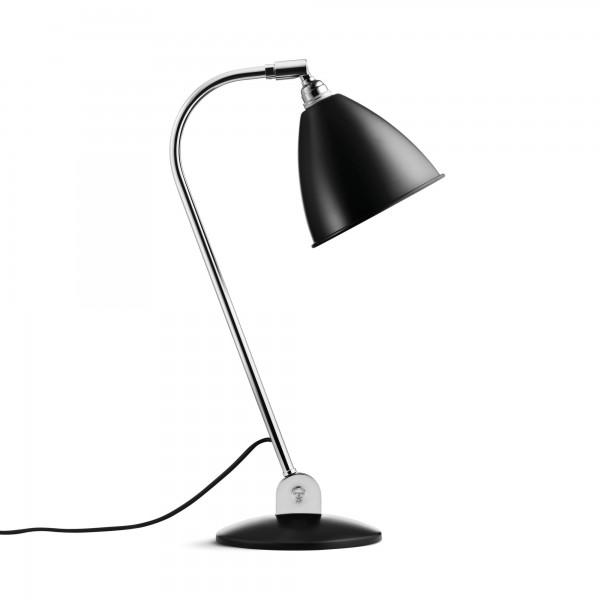 Schwarze Tischlampe Bestlite BL 2 von GUBI