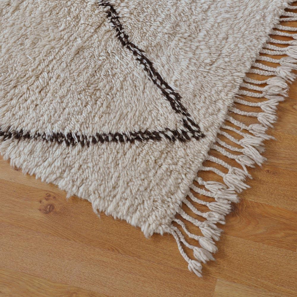 beni ouarain teppich berber teppich aus wolle. Black Bedroom Furniture Sets. Home Design Ideas