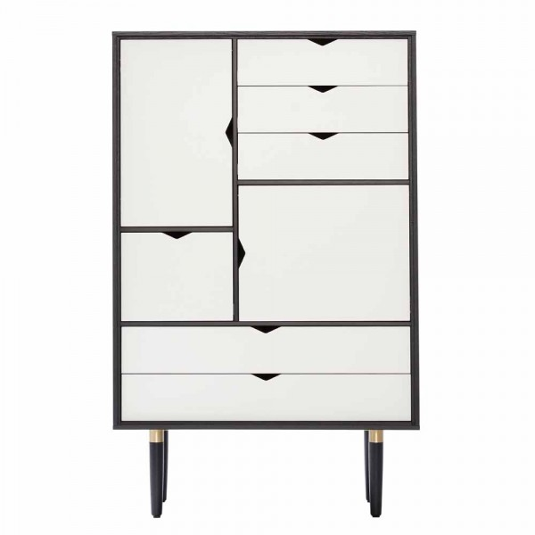 "Highboard ""S5"" aus Eiche in Schwarzac"