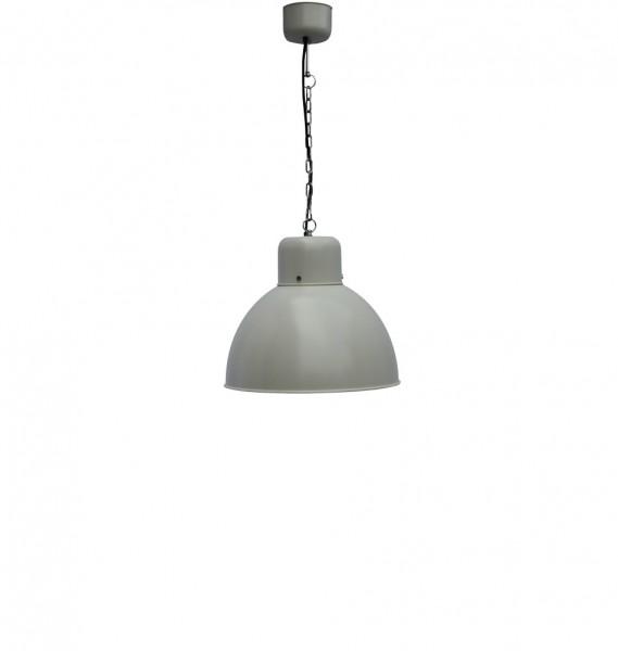 "Clayre & Eef Deckenlampe ""Hama"" grau"