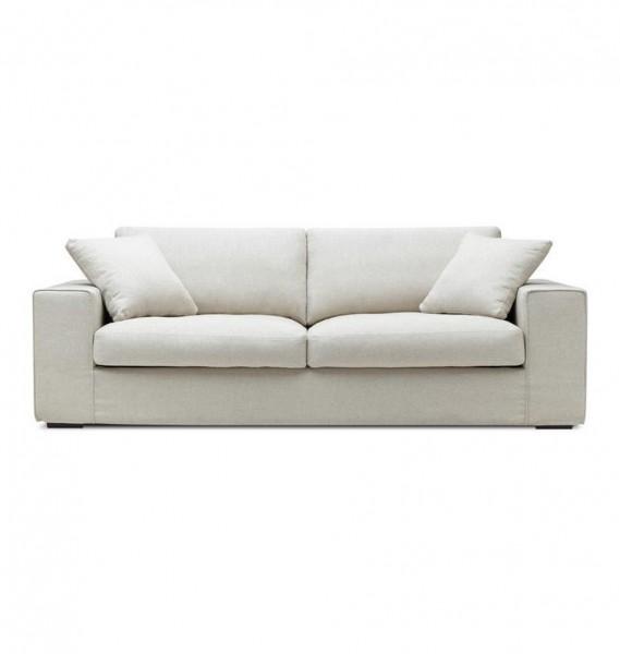 "Sofa ""Bedford"" - weißes Traumsofa"