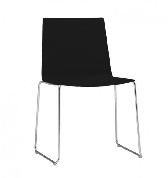 """Kunststoffstuhl """"Flex"""" für Büro oder Esszimmer"""