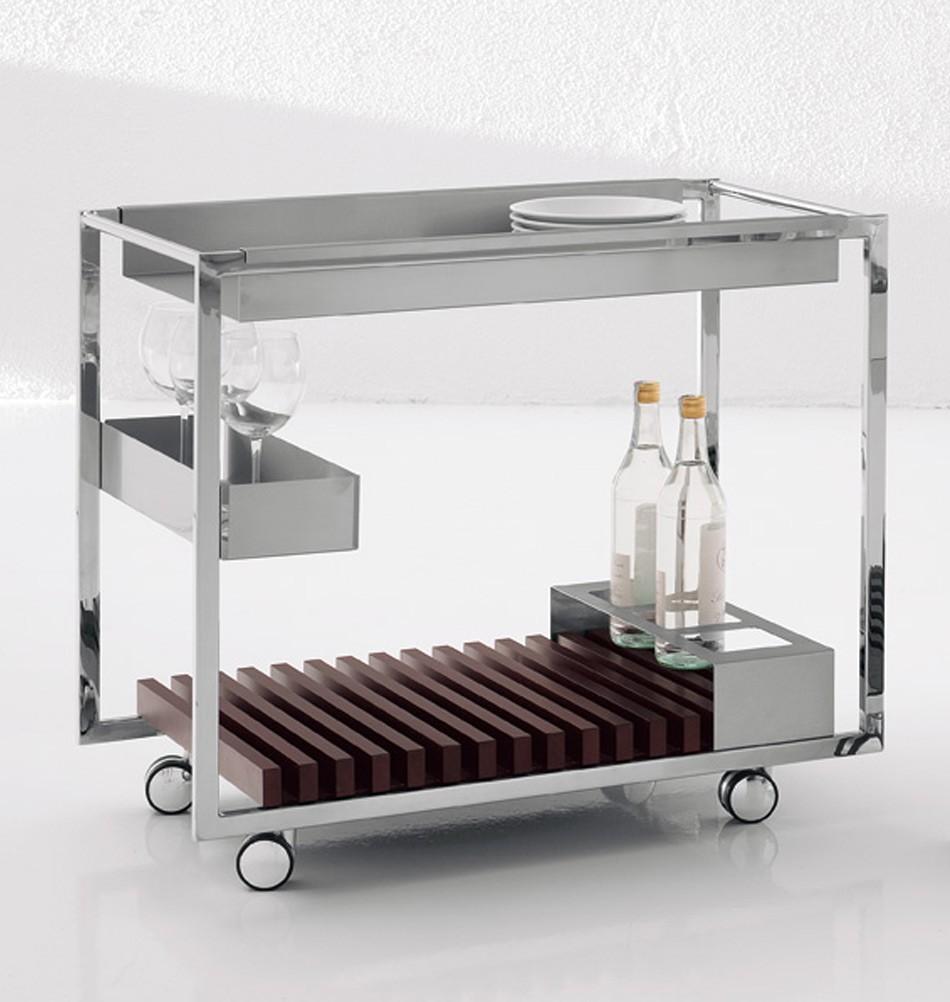Servierwagen Outdoor servierwagen mojito exklusives design cattelan italia
