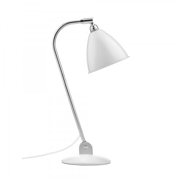 Weiße Lampe Bestlite BL2 von Gubi