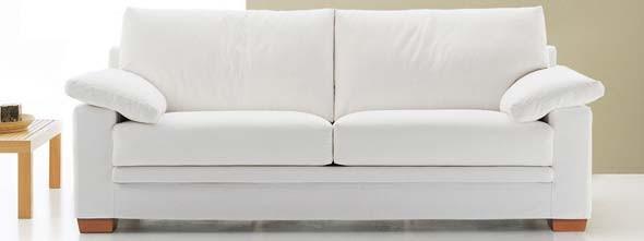 Sofas - Weiße Sitzmöbel für frischen Komfort online bestellen