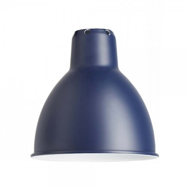 """Blaue Lampe mit Tisch - """"Console"""" von DCW LAMPE GRAS"""
