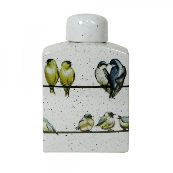 """Vase """"Vanessa"""" aus Keramik"""