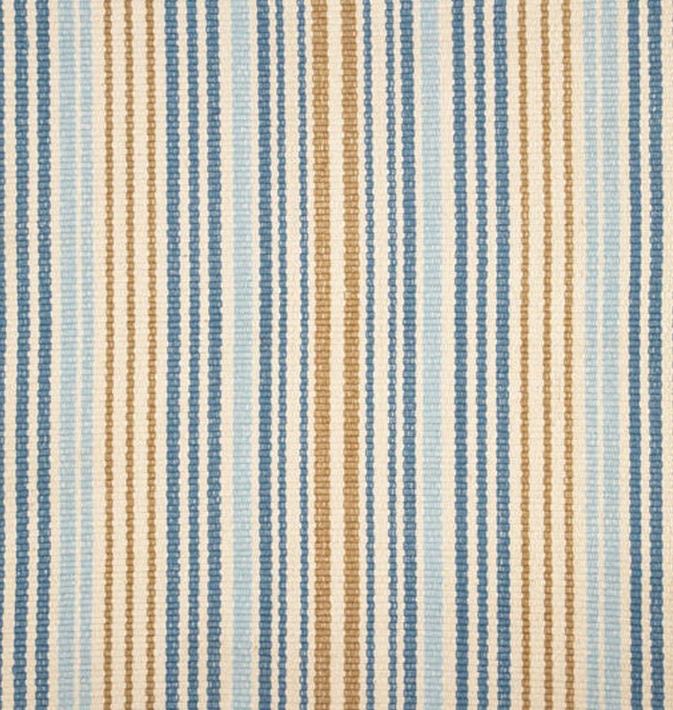 Teppich hellgrau streifen  Baumwollteppiche - Läufer und runde Teppiche