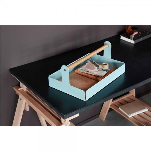 """Tischbox """"Office"""" - bringt Ordnung auf den Schreibtisch"""