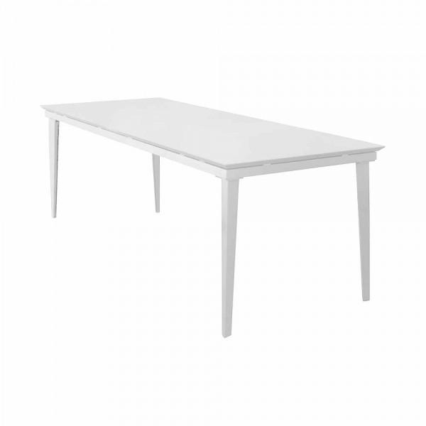 """Gartentisch """"Maga"""" in Weiß"""