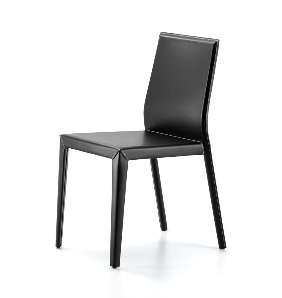 esszimmerstuhl aus leder bei. Black Bedroom Furniture Sets. Home Design Ideas