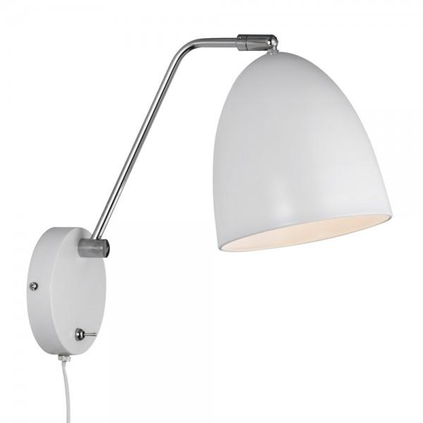 "Weiße Wandlampe ""Alexa"""