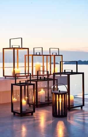 gartenlaterne mit kerze lampe f r den garten. Black Bedroom Furniture Sets. Home Design Ideas