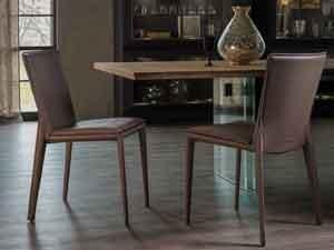 braune esszimmer st hle sitzdesign bei. Black Bedroom Furniture Sets. Home Design Ideas