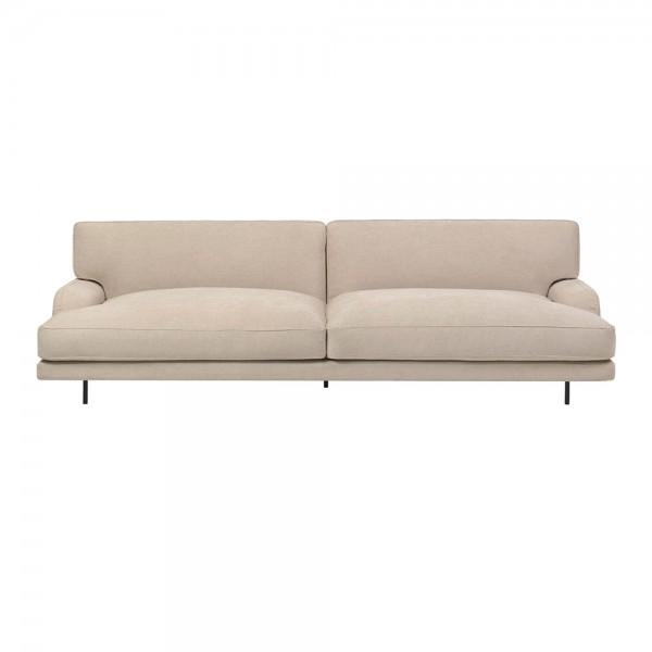 """Sofa """"Flaneur"""" von GUBI in Hellbraun"""
