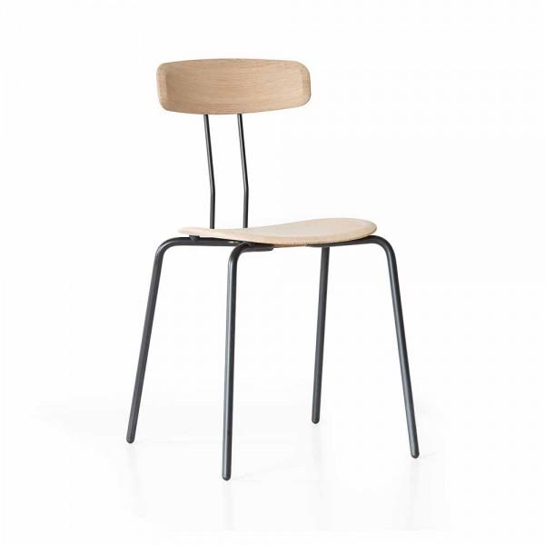 """Stuhl """"Okito"""" von ZEITRAUM in Natur"""