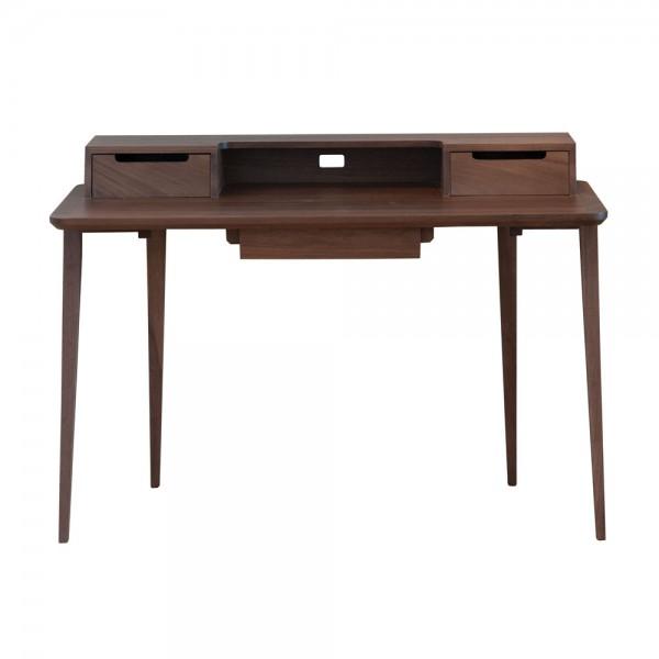 """Schreibtisch """"Treviso"""" von ercol - aus massivem Nussholz"""
