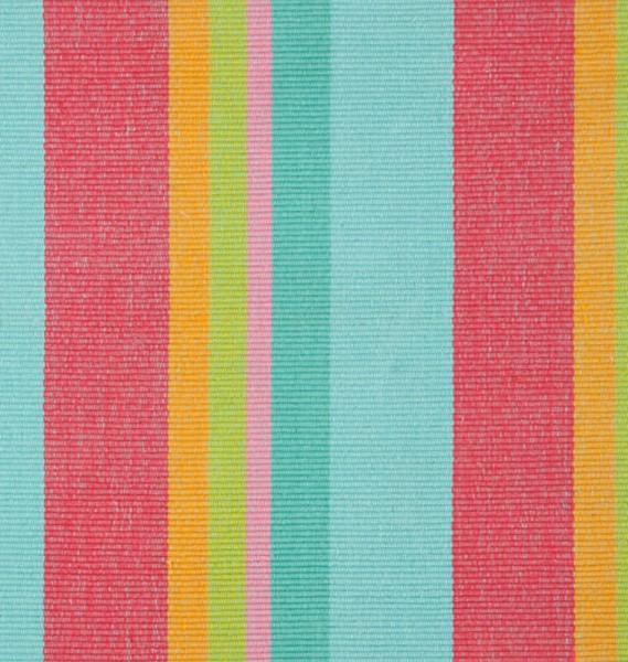 Baumwollteppich in tollen Farben