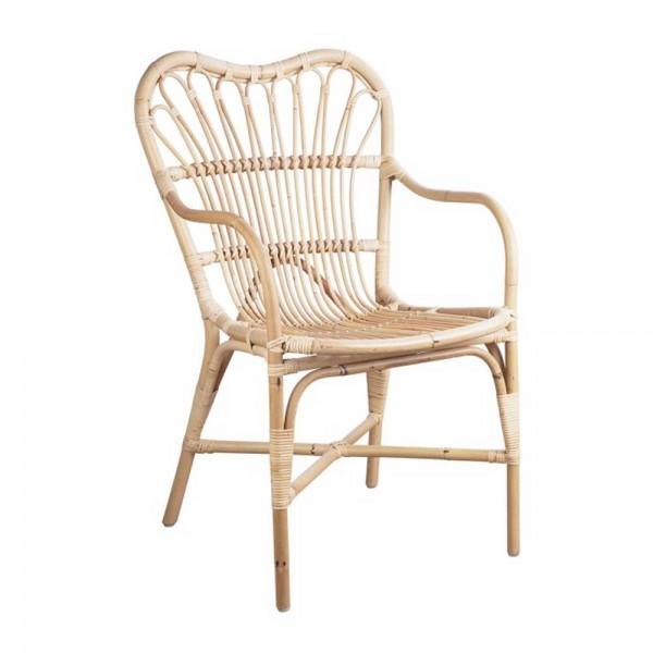 "Stuhl ""Mona"" aus Rattan"