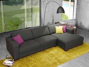 Couch l form modern  Sofa in L-Form | Sofas | Top Kategorien | milanari.com