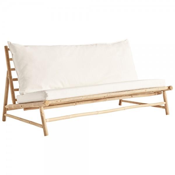 "Loungesofa ""Banto"" aus Bambus"
