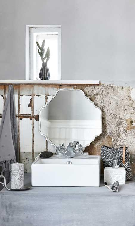 Badezimmerdesign Möbel und Accessoires milanari