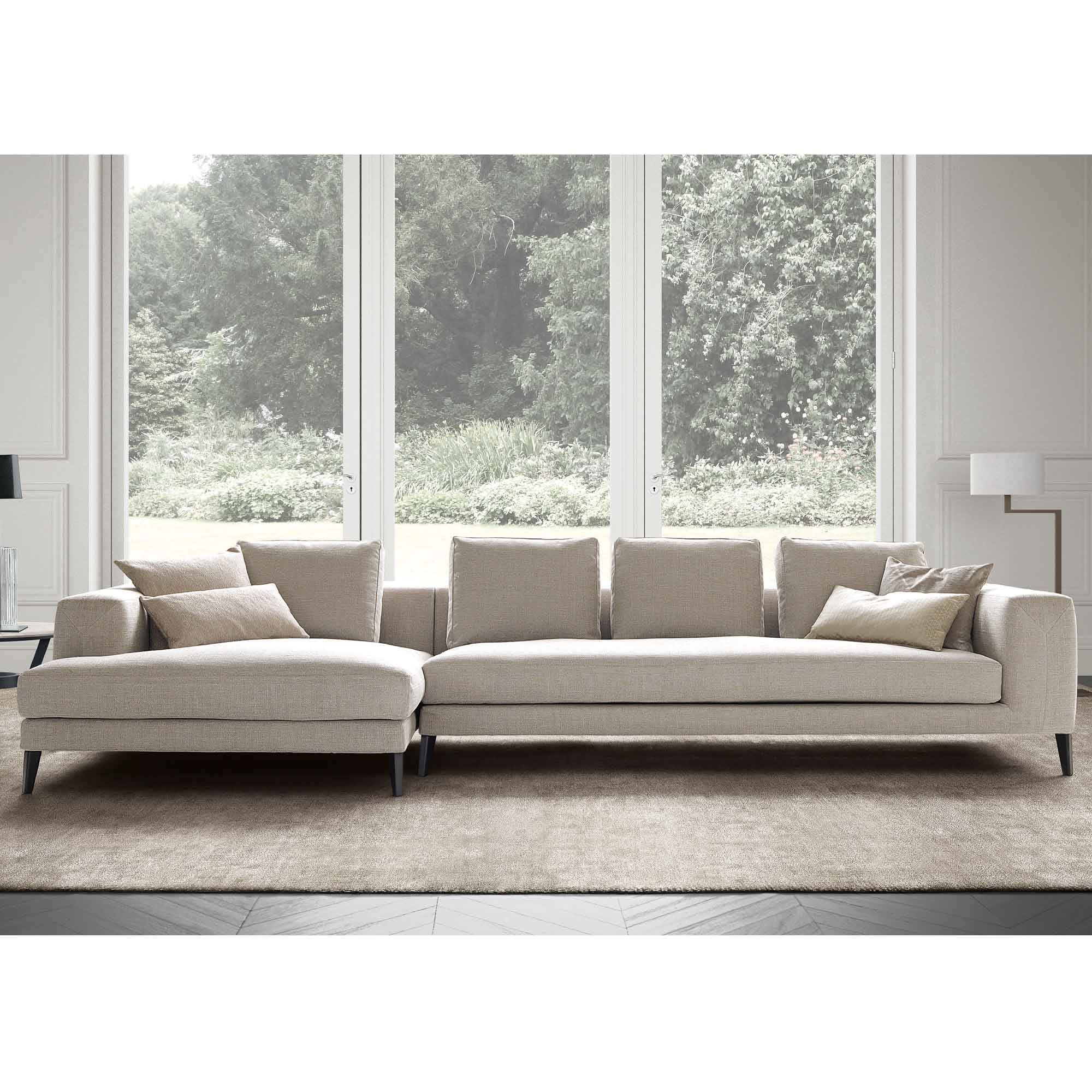 moderne ecksofa casamilano sofa hamptons. Black Bedroom Furniture Sets. Home Design Ideas