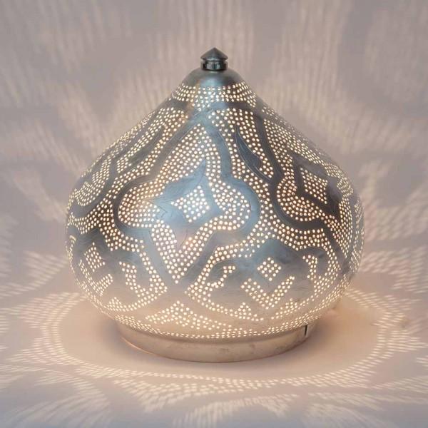 """Tischlampe """"Fatin"""" im orientalischen Design"""