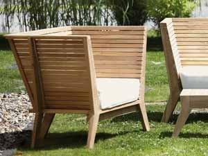 Stühle Aus Holz Für Balkon Garten Online Bei Milanaricom