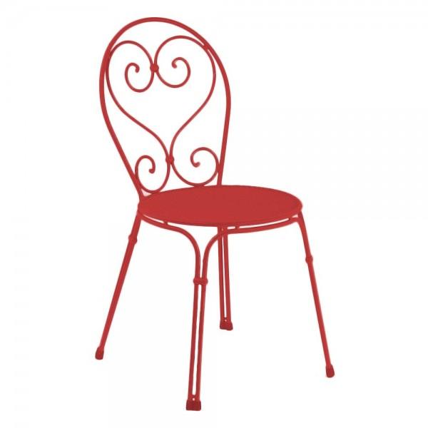 """EMU Gartenstuhl """"Pigalle"""" in Rot"""