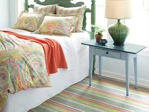 Teppiche fürs Schlafzimmer | Traumhafte Designerteppiche online