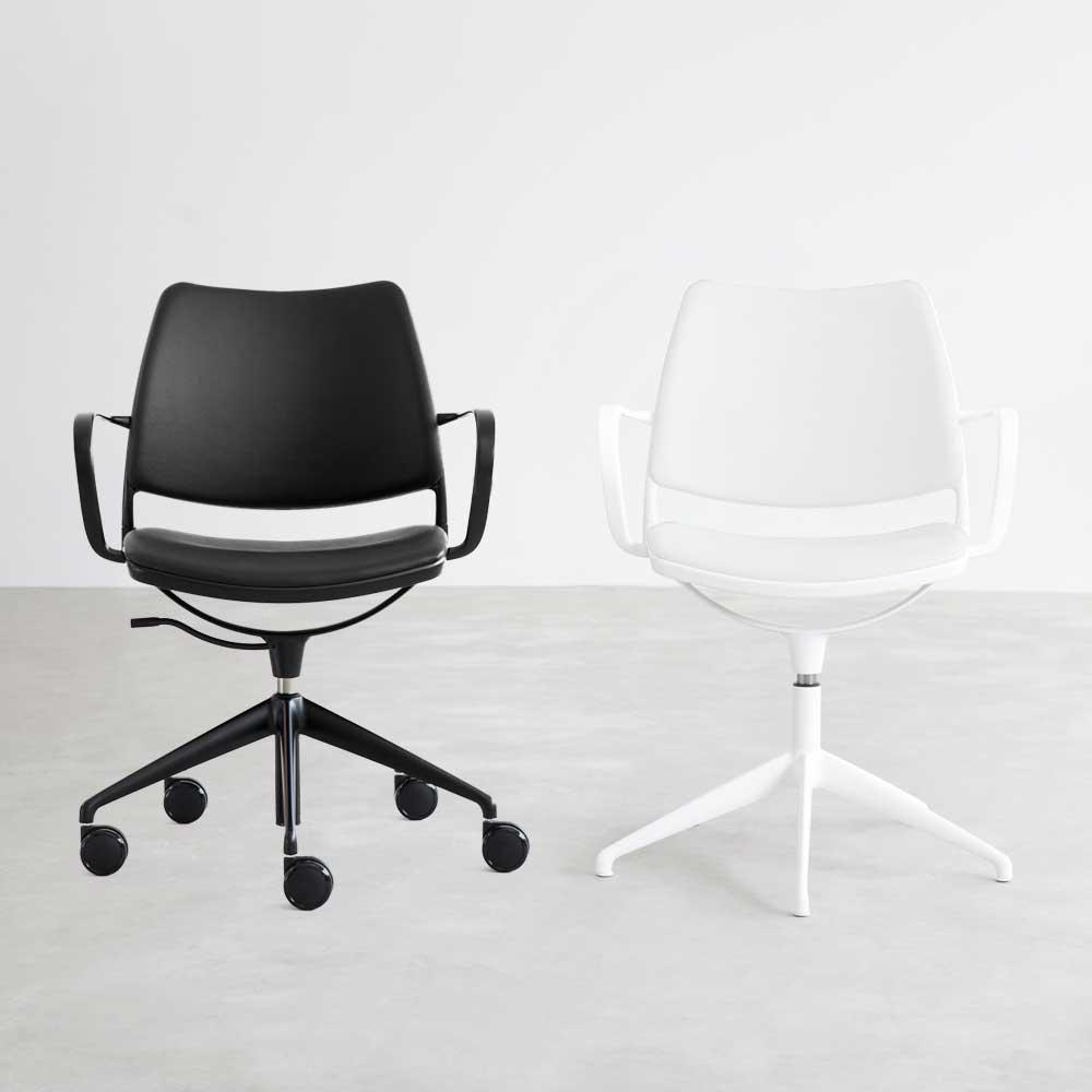 drehstuhl mit rollen online bei. Black Bedroom Furniture Sets. Home Design Ideas