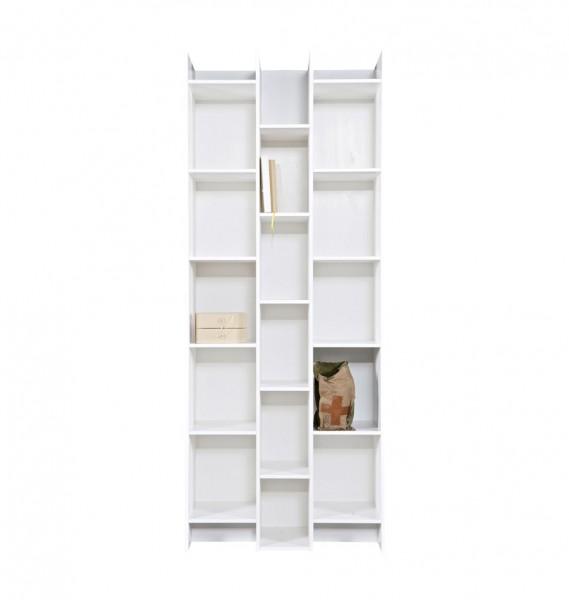 """Regal """"Edvin"""" schafft Platz für Bücher, Deko & Co."""