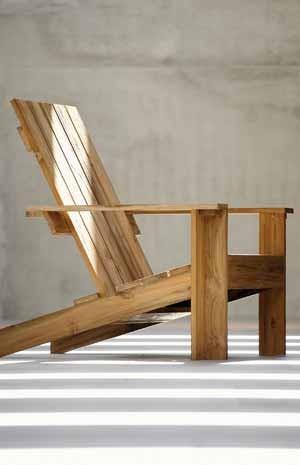 Gartensessel holz  Loungemöbel aus Holz | Gartenmöbel zum Chillen