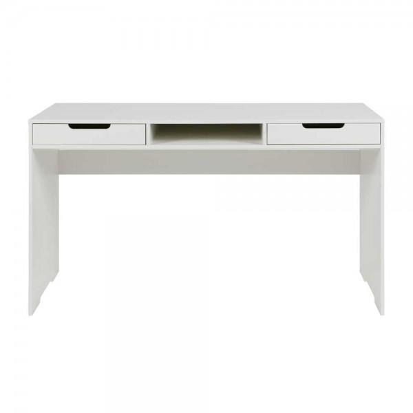"""Schreibtisch """"Evar"""" in Weiß"""