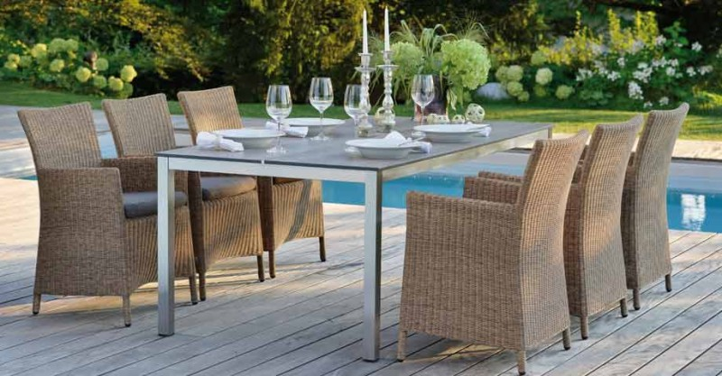Esstisch Trends ~ OutdoorMöbel Trends  Looks  milanaricom