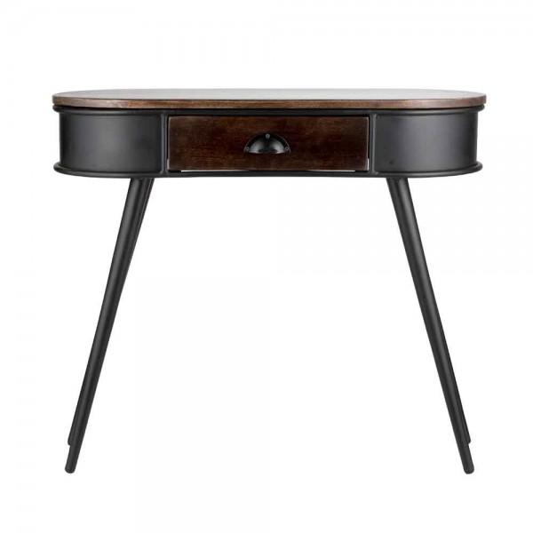 konsole aus metall online bei. Black Bedroom Furniture Sets. Home Design Ideas