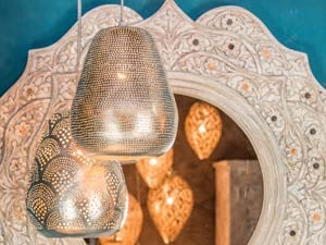 Exotisches Licht Für Ihr Zuhause: Mit Unseren Marokkanischen Lampen  Beleuchten Sie Jedes Zimmer Auf Märchenhafte Weise. Zaubern Sie Licht Und  Schatten Mit ...
