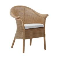 """Stuhl """"Claudia"""" aus Rattan und Loom"""