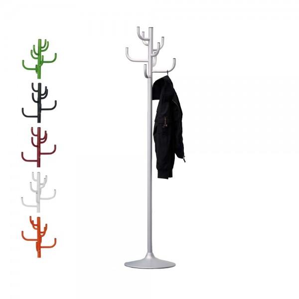 """Garderobenständer """"Kaktus"""" aus Metall - in vielen Farben bestellbar"""