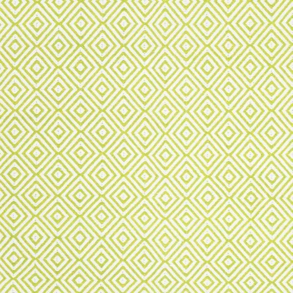 """Baumwollteppich """"Adora"""" - grüner Läufer"""