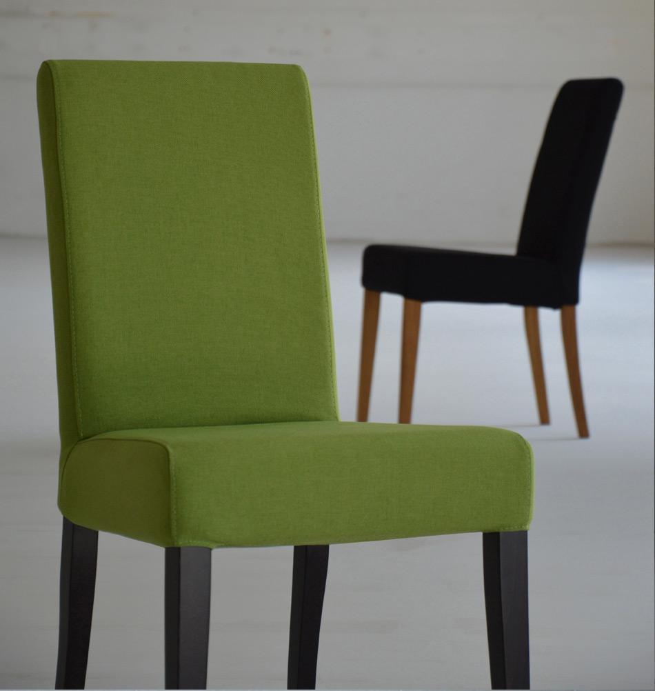 hussenstuhl francesca modernes design bei. Black Bedroom Furniture Sets. Home Design Ideas