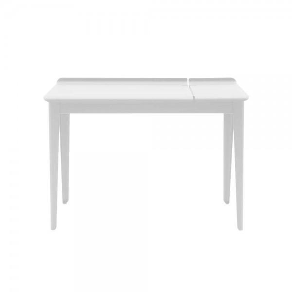 """Tolix Schreibtisch """"Bureau Clapet"""" in Weiß"""